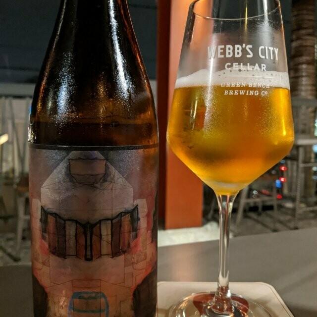 Casa Agria Saison Sótano  - 25.4 ounce Bottle
