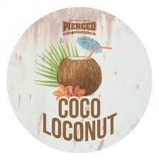Pierced Ciderworks - Coco Loconut - Cider