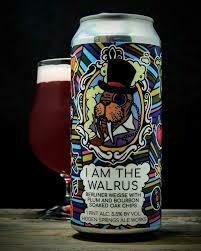 Hidden Springs Ale Works - I Am the Walrus - Sour - Berliner Weisse