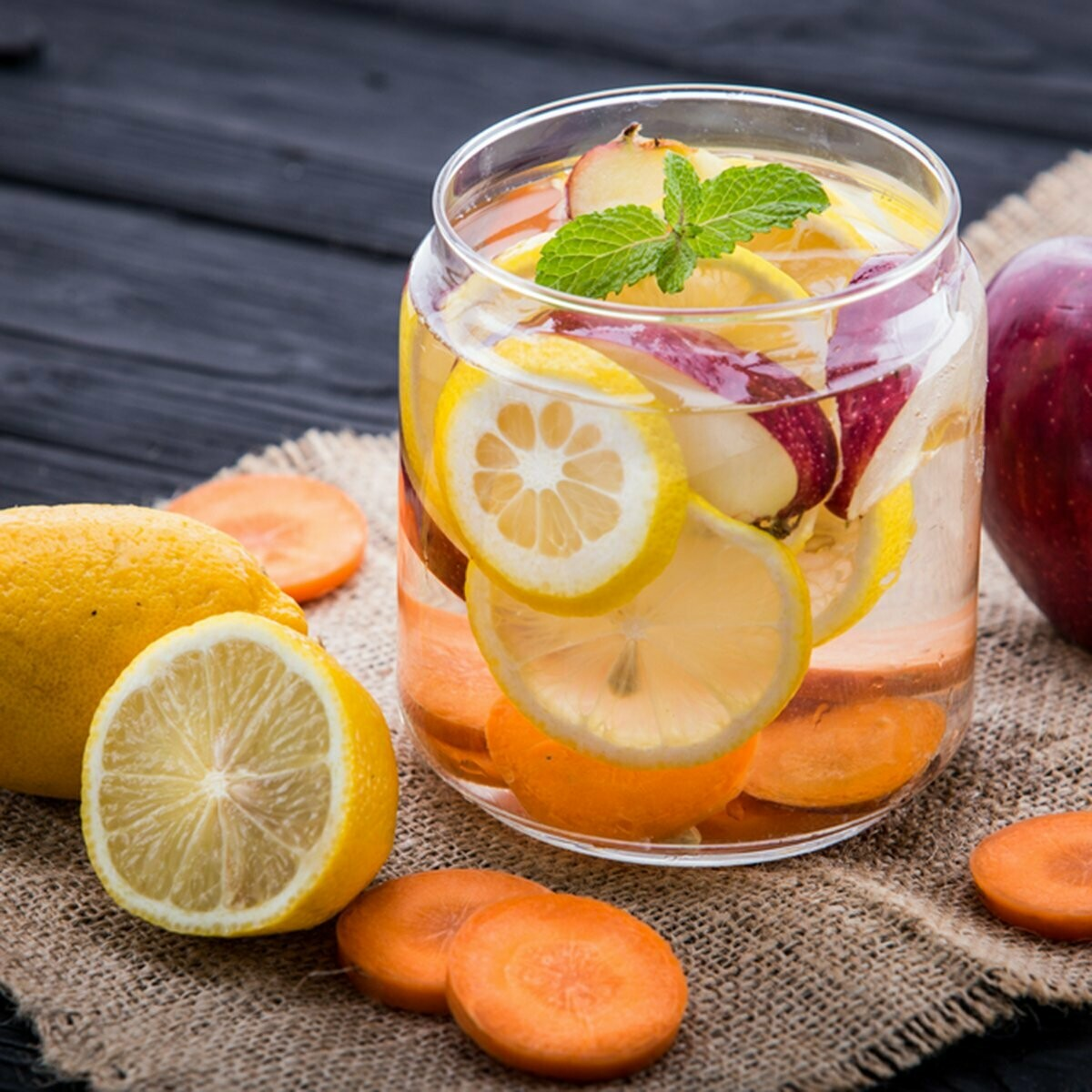 Fruit Infused-Water