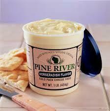 Cheese Spread, Pine River Horseradish