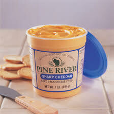 Cheese Spread, Pine River Sharp Cheddar