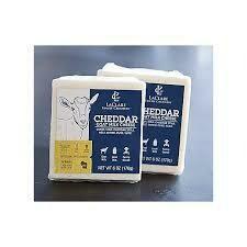 Goat Cheese, Cheddar