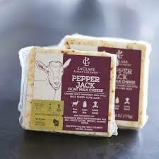 Goat Cheese, Pepper Jack
