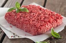Ground Beef - Frozen - ~1 lb.