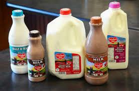 Milk, 1%- 1/2 gallon