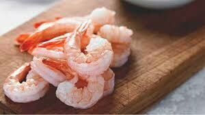 Shrimp, Cooked Shrimp 2lb Bag