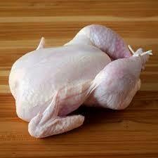 Whole Chicken- 4#