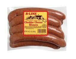 Wieners, R-line Wieners- 8 per pack