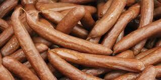 Wieners, Homemade Wieners- 8 per pack- ~1lb