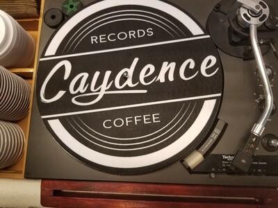 Record Slip Mat