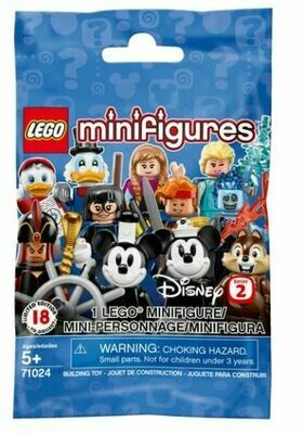 LEGO MINIFIGURES DISNEY SERIES 2