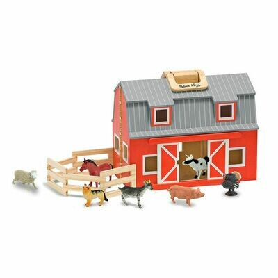 Fold N Go Barn