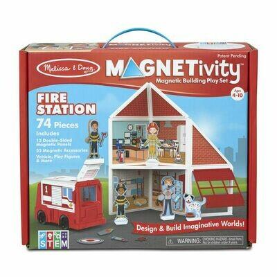 MAGNETIVITY FIRE STATION