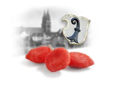 Erdbeeren hart