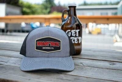 Grey and Black Trucker Hats