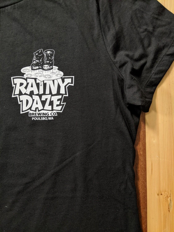 Ladies Rainy Daze Crew Neck