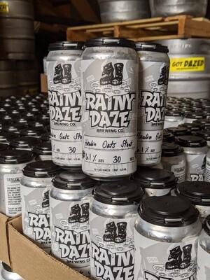 Haulin' Oats Stout 16 oz Cans