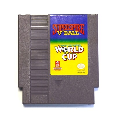 Super Spike V'Ball/Nintendo World Cup