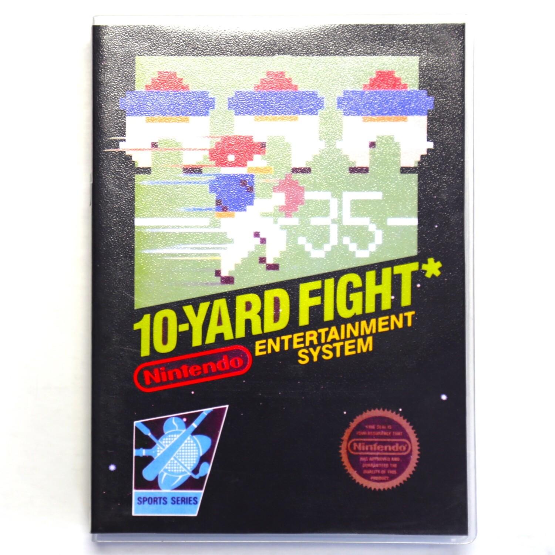 10 Yard Fight w/Custom Case