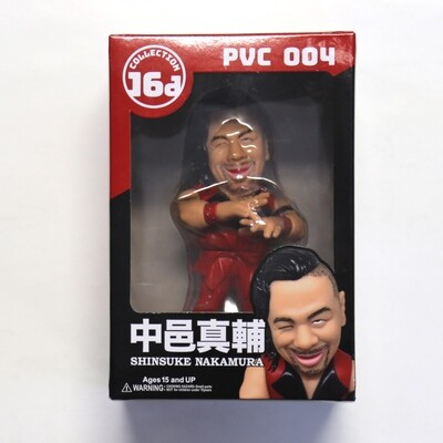 16d Collection Soft Vinyl Figure 004 Shinsuke Nakamura