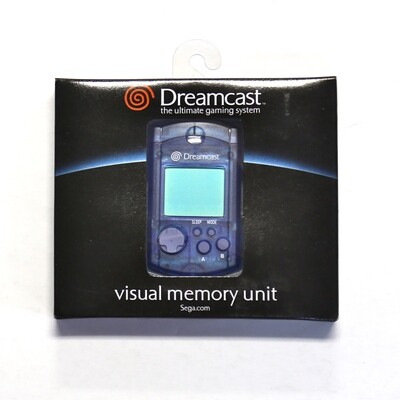 Sega Dreamcast Memory Unit NEW