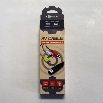 Genesis 2/3 AV Cable NEW