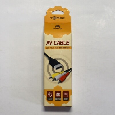 Dreamcast AV Cable NEW