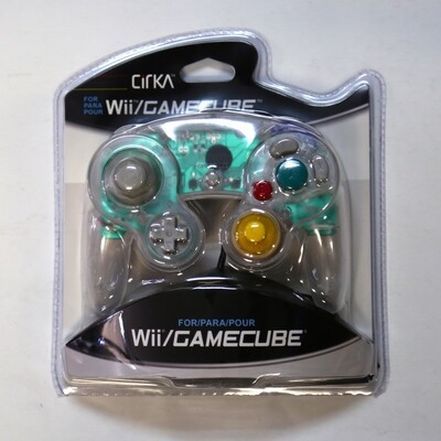 Gamecube Controller NEW Clear