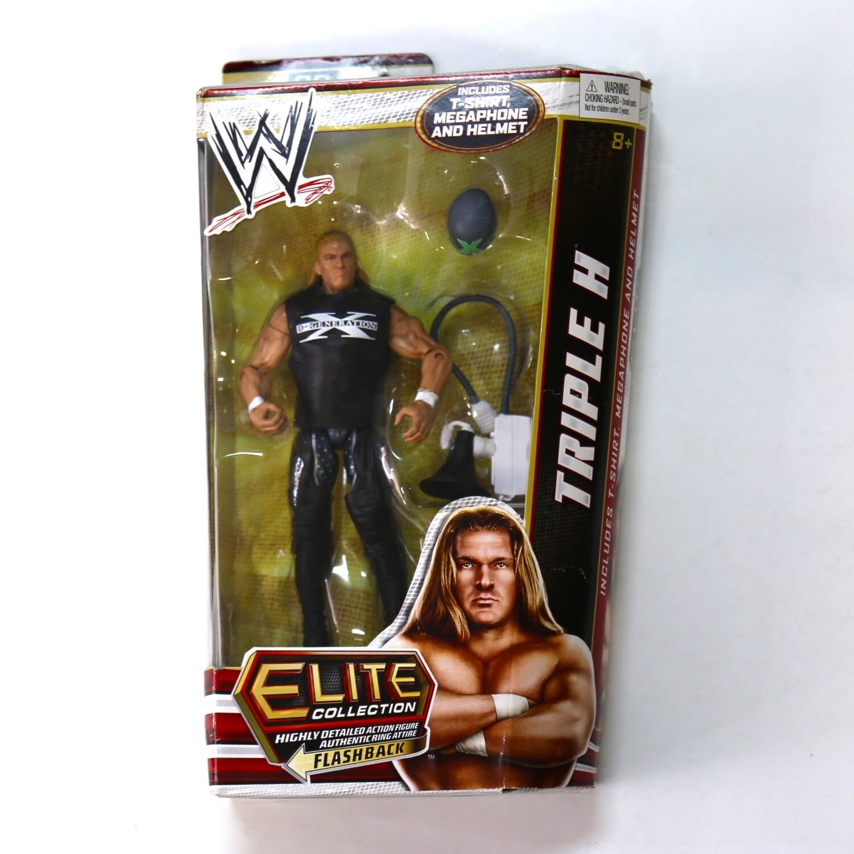 WWE Elite Collection Flashback Series 23 Triple H