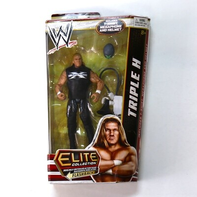 WWE Elite Collection Flashback Series 23 Triple H