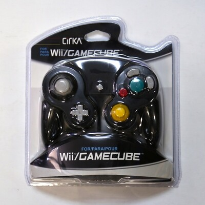 Gamecube Controller NEW Black