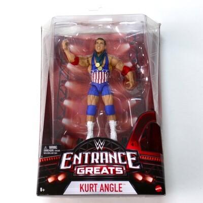 WWE Entrance Greats Kurt Angle