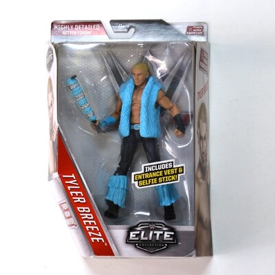 WWE Elite Collection Then Now Forever Tyler Breeze