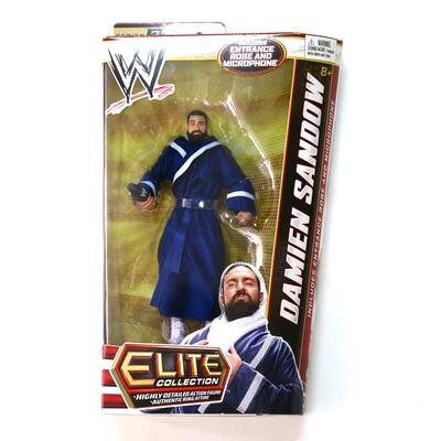 WWE Figure Damien Sandow Elite Collection
