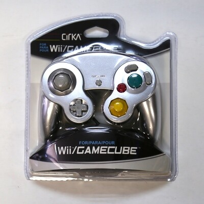 Gamecube Controller NEW Silver