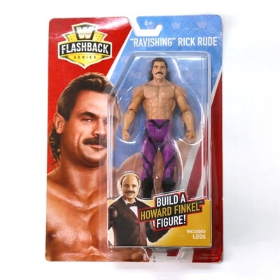 Ravishing Rick Rude - WWF Flashback Series