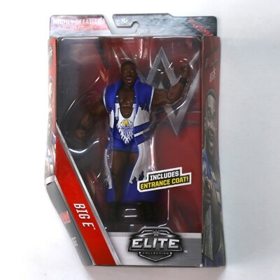 WWE Elite Collection RAW Big E