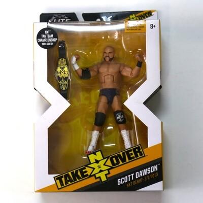 WWE Elite Collection Take Over Scott Dawson