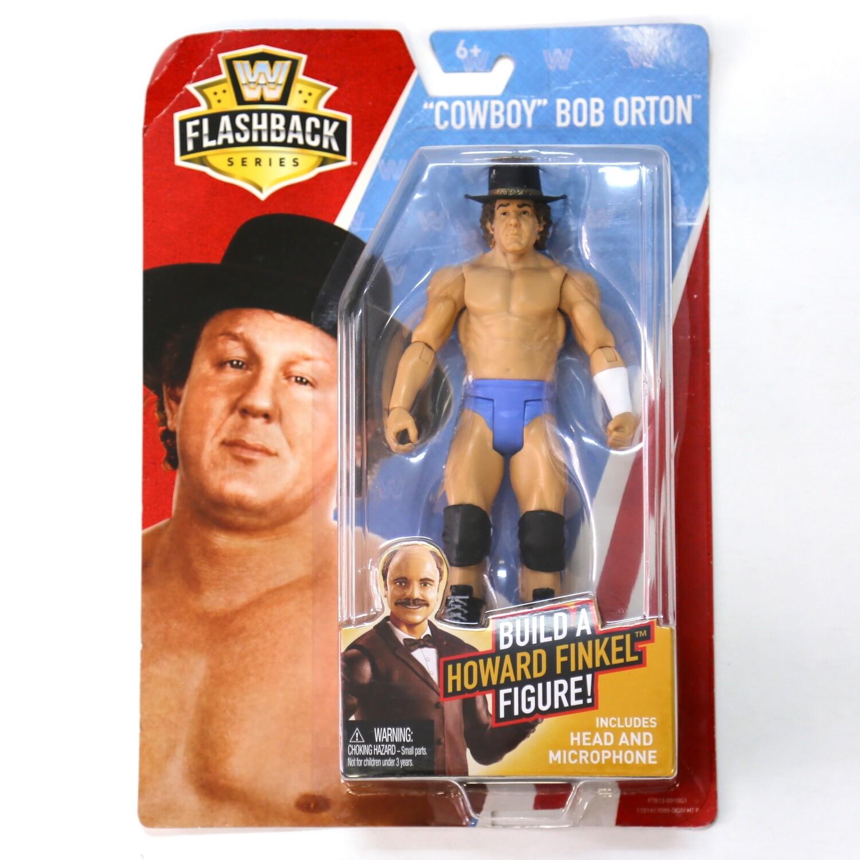Cowboy Bob Orton - WWF Flashback Series