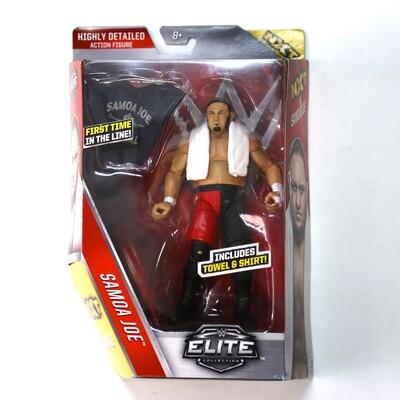 WWE Elite Collection - NXT Samoa Joe