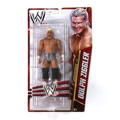 WWE Superstar #56 Dolph Ziggler Basic Series