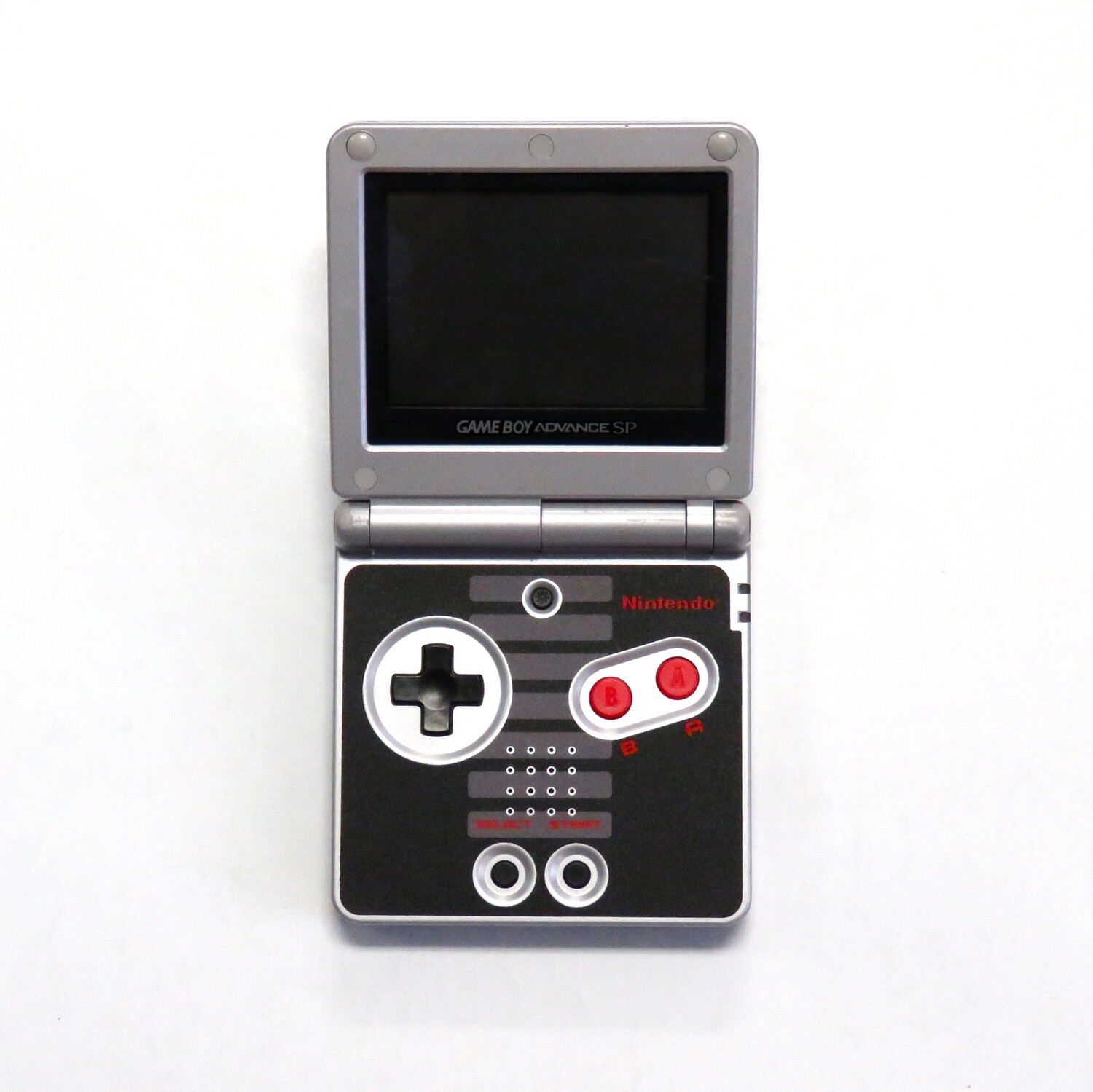 GBA SP System 001
