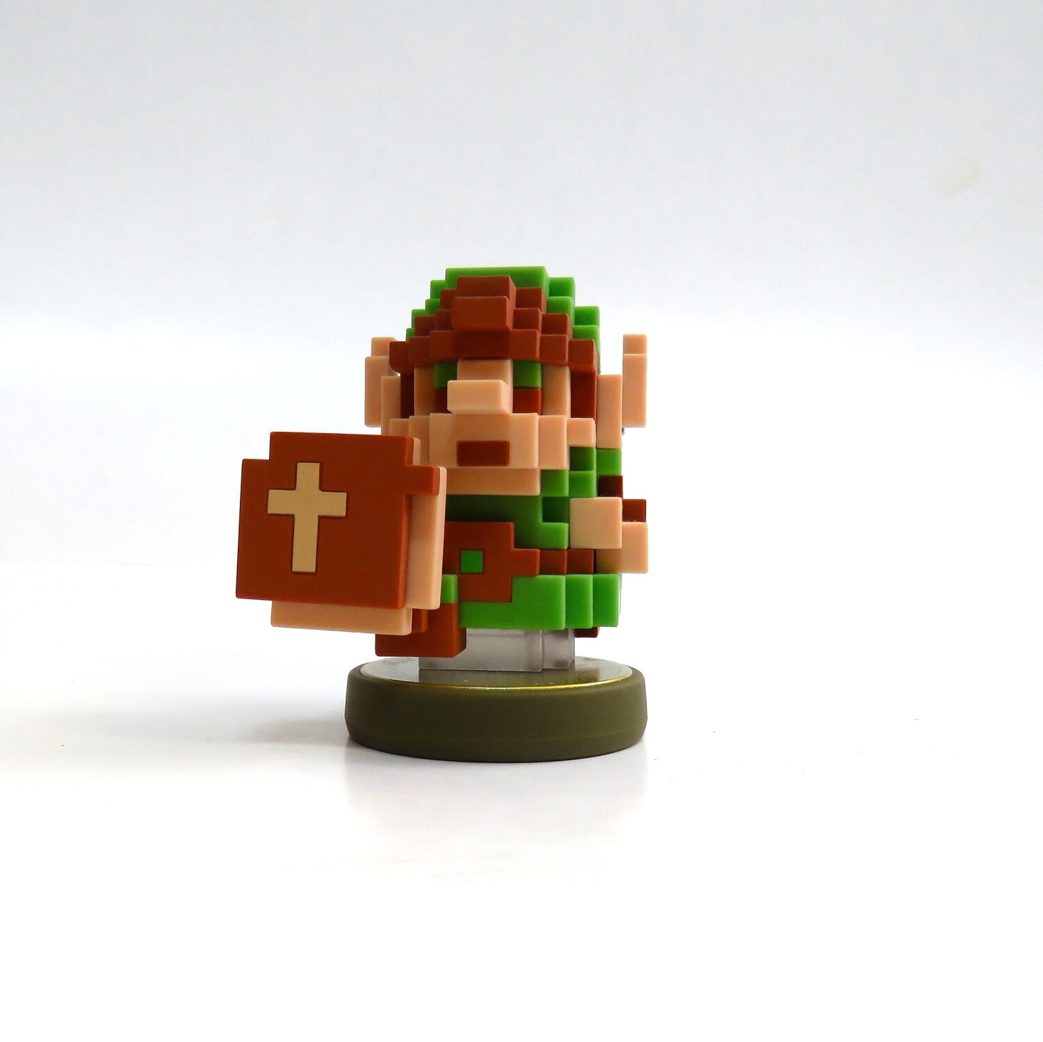 Amiibo 8 Bit Link Legend of Zelda USED