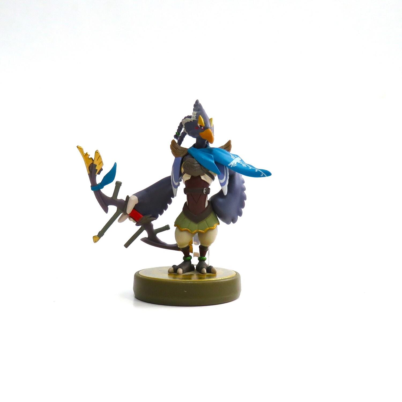 Amiibo Revali Breath of the Wild Legend of Zelda USED
