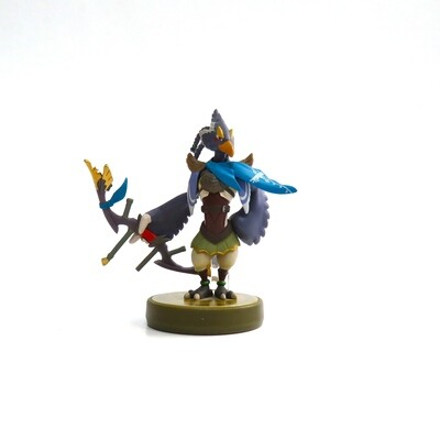 Amiibo Revali Breath of the Wild Legend of Zelda USED