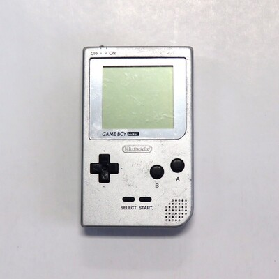 Game Boy Pocket System