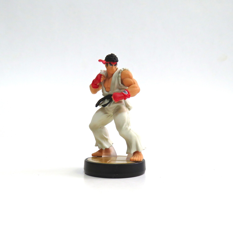 Amiibo Ryu Super Smash Bros. USED