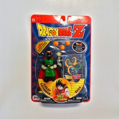 Dragon Ball Z Great Saiyaman Saga Figure