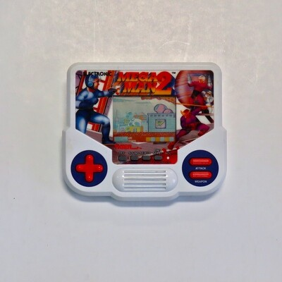 Mega Man 2 Tiger Electronics
